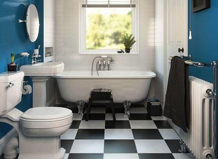 Особенности оснащения ванной комнаты