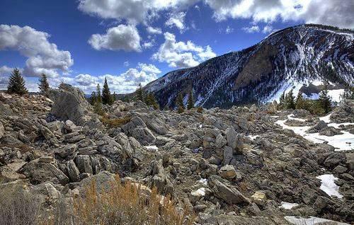 Самые красивые места в мире: Национальный парк Йохо и гора Худу