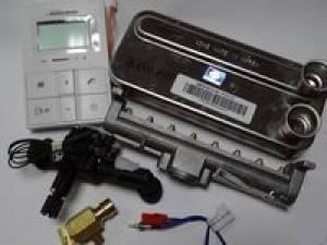Запасные части для котла – от автоматики до электродов