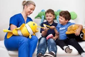 Как уговорить ребёнка пойти к стоматологу