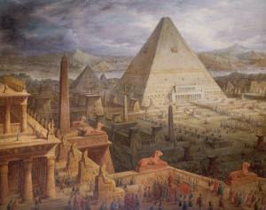 Тайна древних строителей