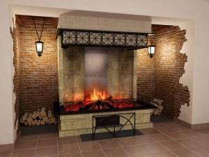 Монтаж камина в доме: основы и правила