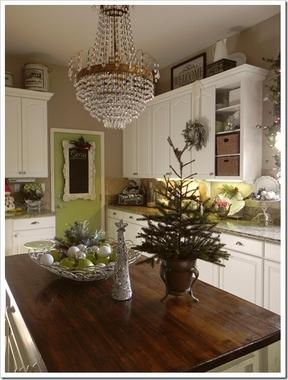 Принесите новогоднее настроение на кухню