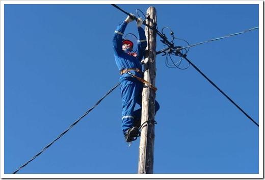 Преимущества установки СИП-кабеля