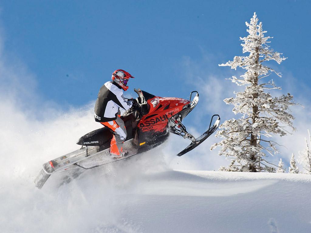 Преимущества снегоходов