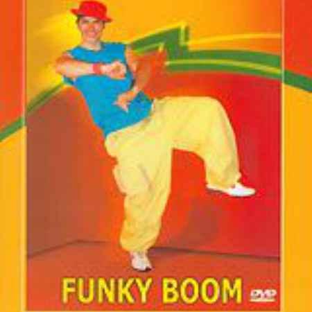 Купить Худеем танцуя. Танцевальная аэробика. Funky Boom