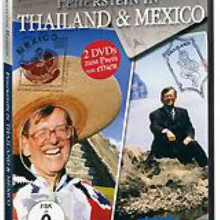 Купить Feuersteins Reisen: Feuerstein in Thailand & Mexico (2 DVD)