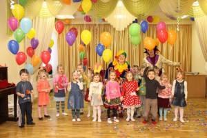 Незабываемые праздники в детском саду