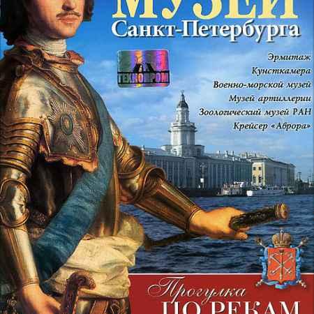 Купить Знаменитые музеи Санкт-Петербурга (2 DVD)