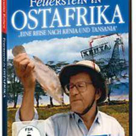 Купить Feuersteins Reisen: Feuerstein In Ostafrika