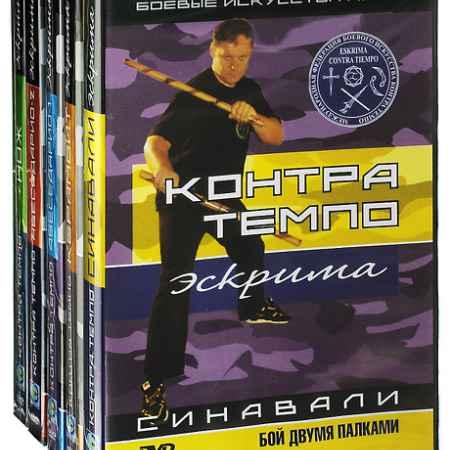 Купить Контра Темпо Эскрима (5 DVD)