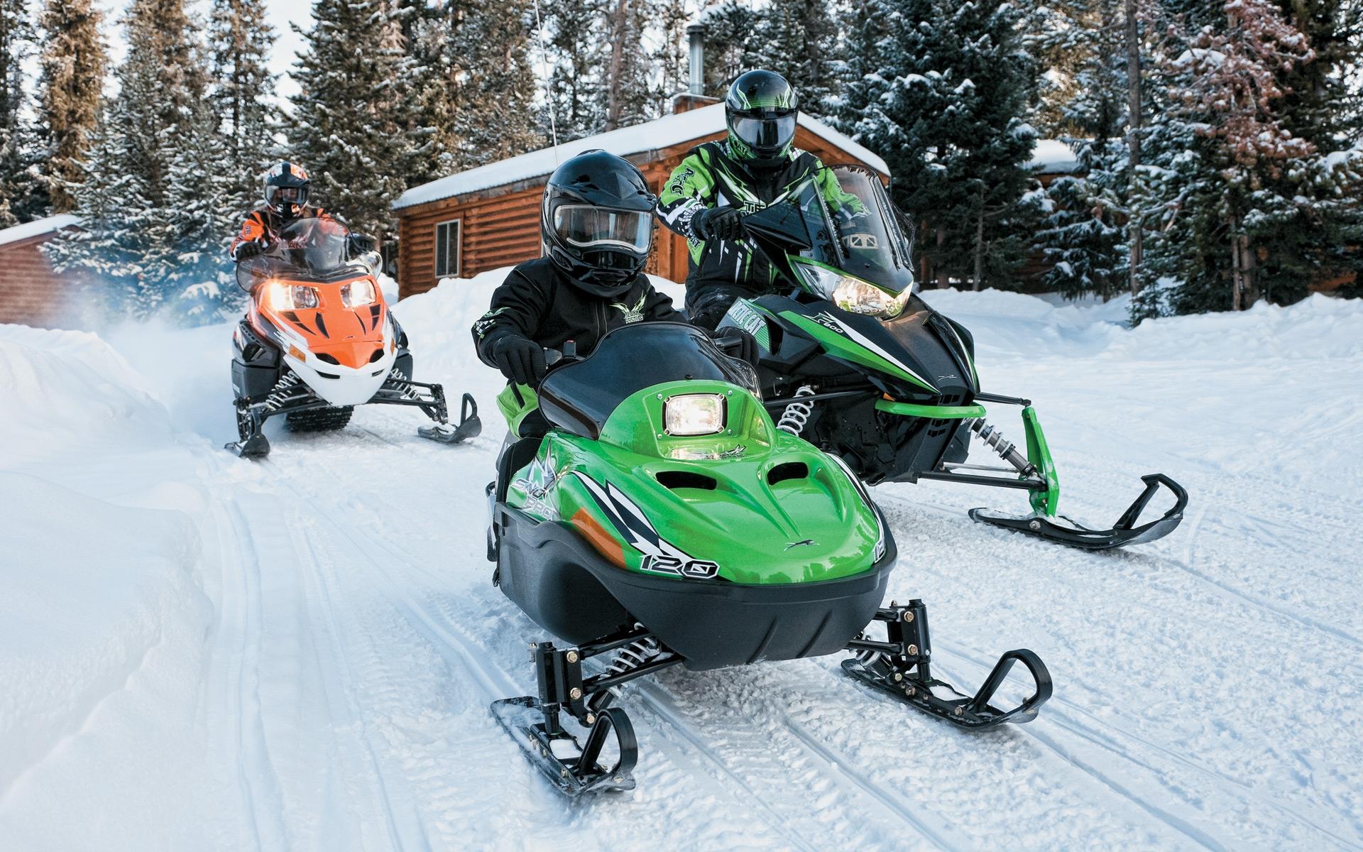 Как правильно выбрать снегоход