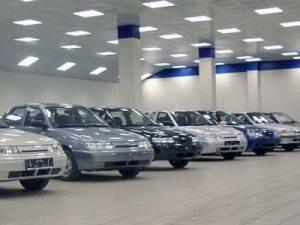 Украина обложит пошлиной новые российские автомобили