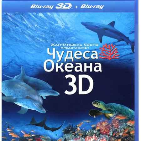 Купить Чудеса океана 3D и 2D (Blu-ray)