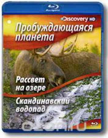 Купить Discovery: Пробуждающаяся планета: Рассвет на озере / Скандинавский водопад (Blu-ray)