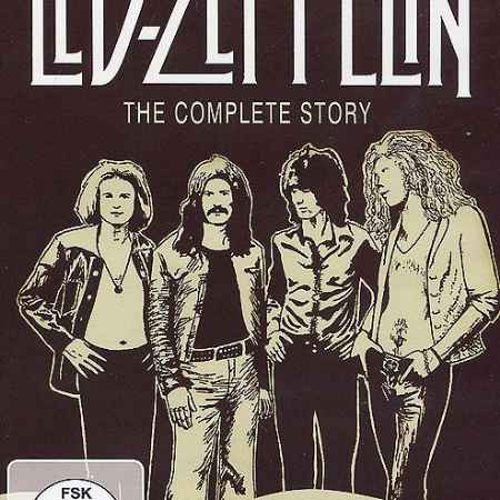 Купить Led Zeppelin. The Complete Story. Whole Lotta Love. Special Collectors Edition