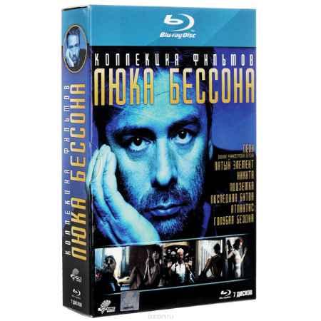Купить Коллекция фильмов Люка Бессона (7 Blu-ray)