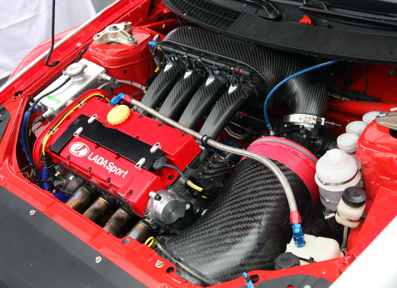 Какой двигатель на Ладе Приоре