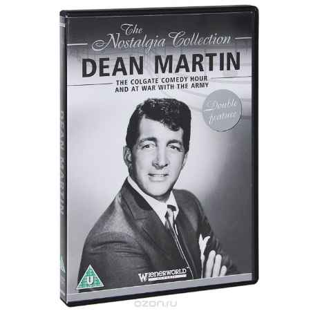 Купить Dean Martin: The Colgate Comedy Hour And At War With The Army