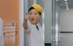Смотреть новый клип PSY DADDY
