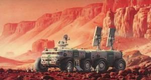 Создатель Вавилона-5 снимает сериал про Марс