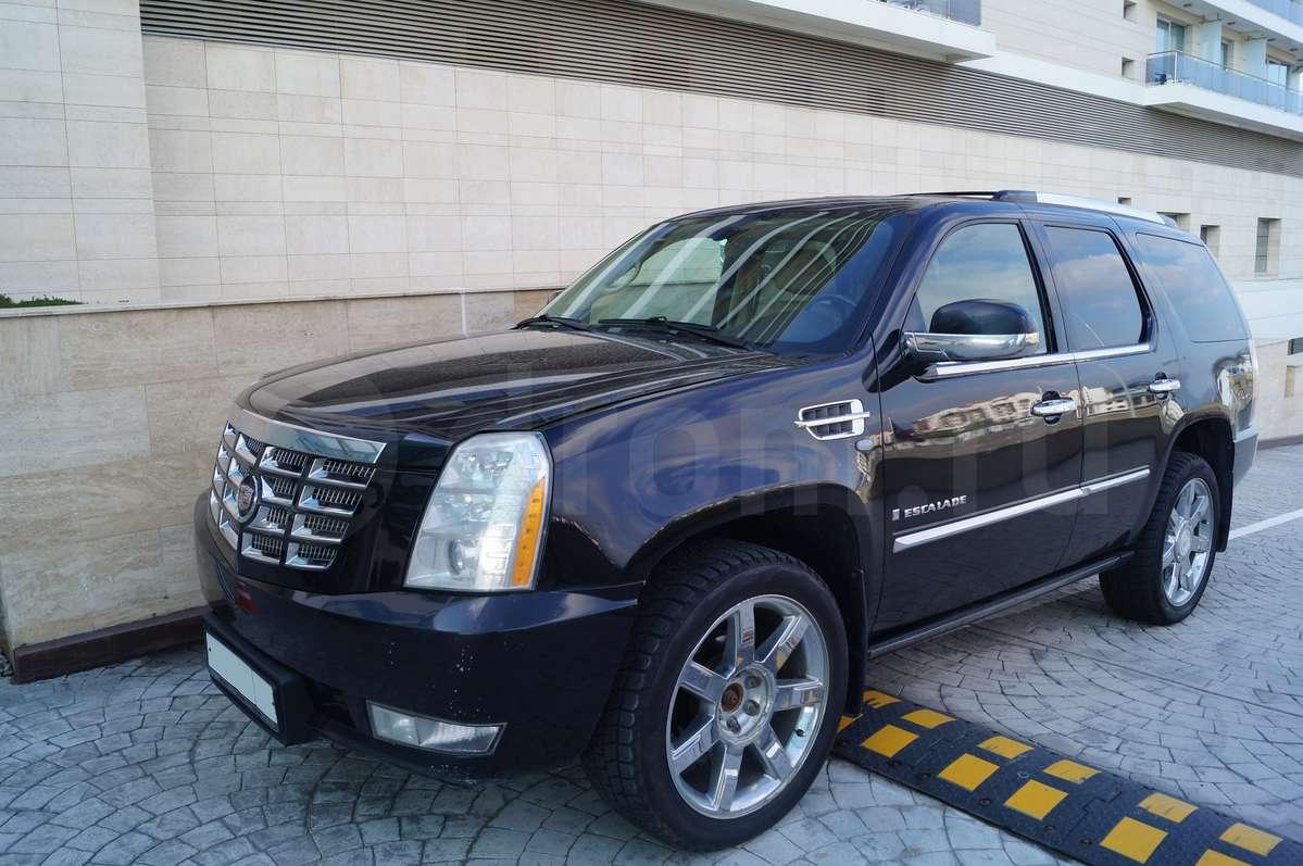 Особенности Cadillac Escalade