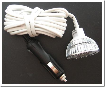 Установка светодиодной лампы