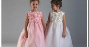 Различные методики украшения платьев