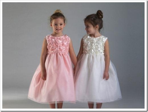 Как украсить платье своими руками для ребенка