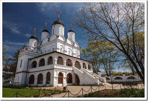 Город Голицыно: современный оплот христианства