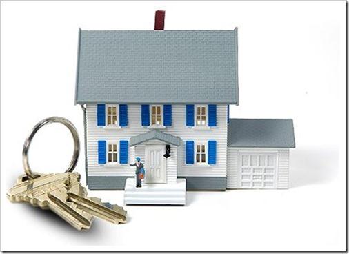 Взятие кредита на покупку недвижимости