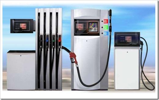 Топливораздаточные колонки