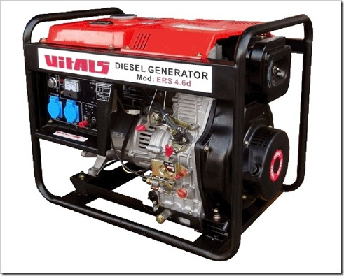 Преимущества бензинового генератора