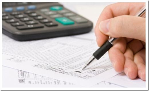 Что должен заполнять бухгалтер?