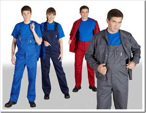 Почему специальная одежда должна дополняться защитными аксессуарами