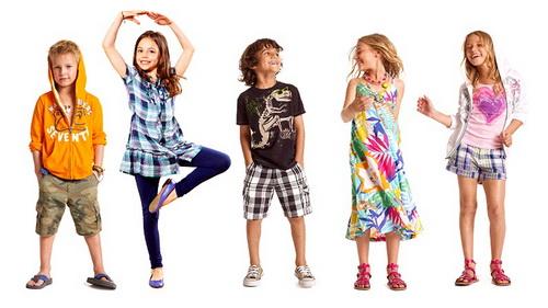 Основные характеристики детской одежды