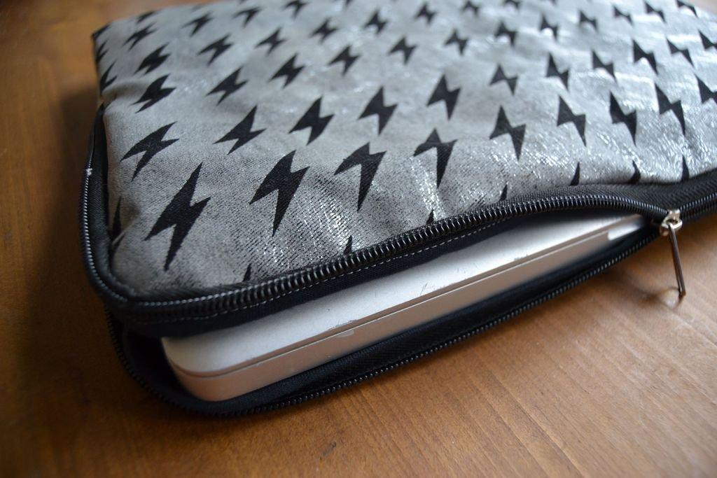 Как сшить сумку для ноутбука