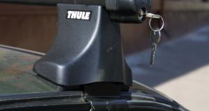 Как крепится багажник на крышу авто