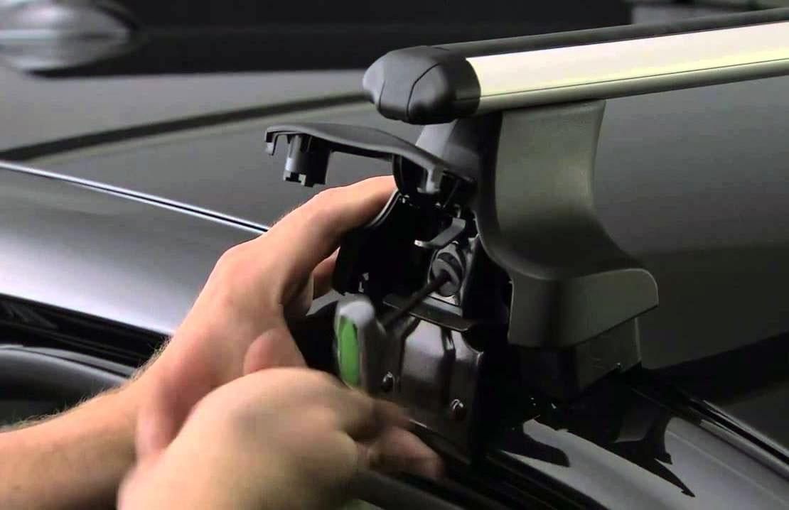 Способы монтажа багажников