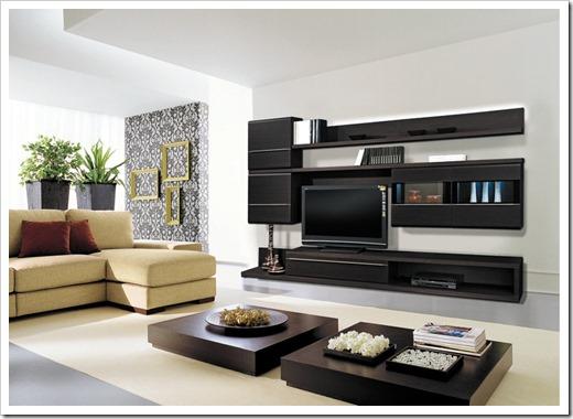 Выбираем мебель в гостиную комнату
