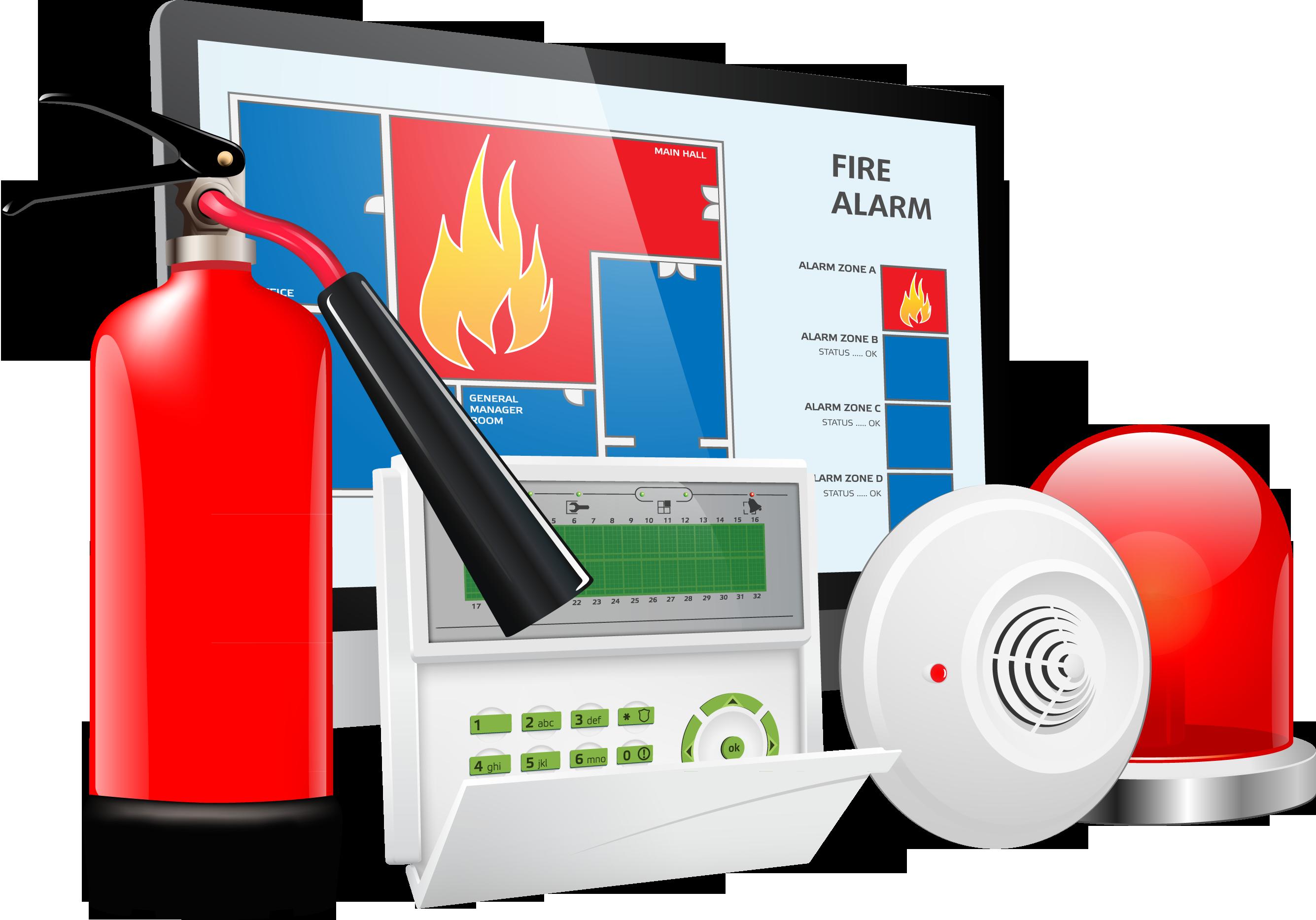 Важность устройств пожаротушения