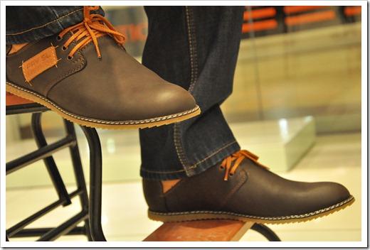 Методика выбора обуви