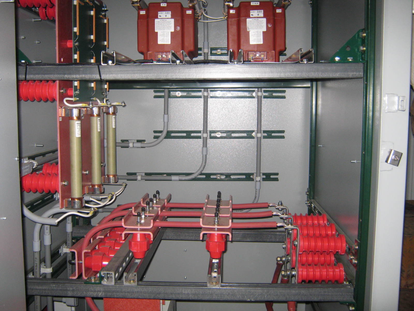 Монтаж пожарного оборудования