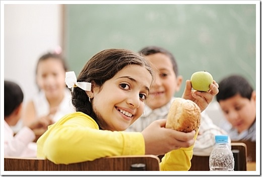 Питание ребенка в школе