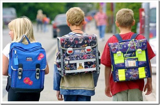 Какие виды школьных рюкзаков существуют?