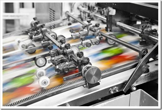 Особенности применения разных видов офсетной печати