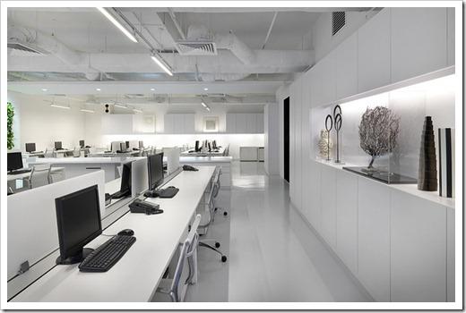 Какими критериями должен обладать офисный интерьер?
