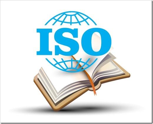 ISO 9001 сертификат