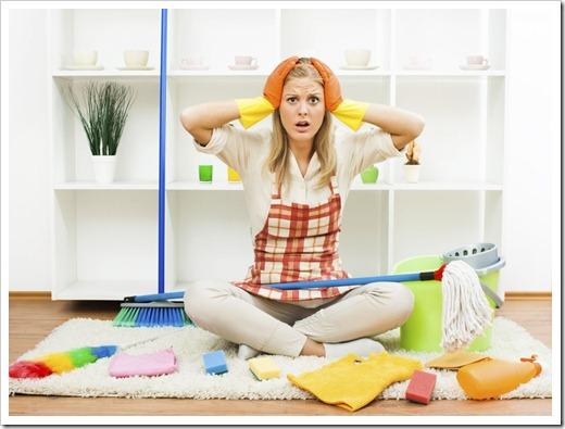 Как следует выполнять еженедельную уборку?