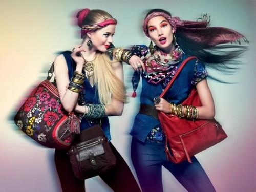 стильные девушки